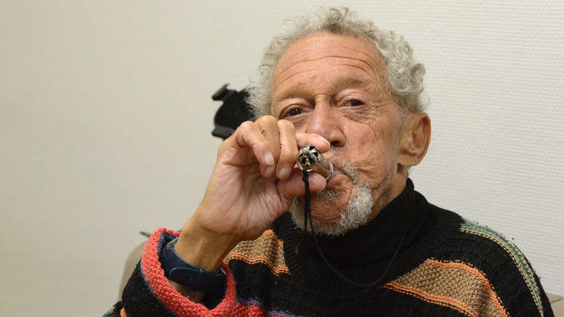 Bruno Charavet<br/> Bobby Few<br/> Portrait