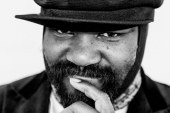 Claudia Hunter<br/>Gregory Porter<br/>Portrait