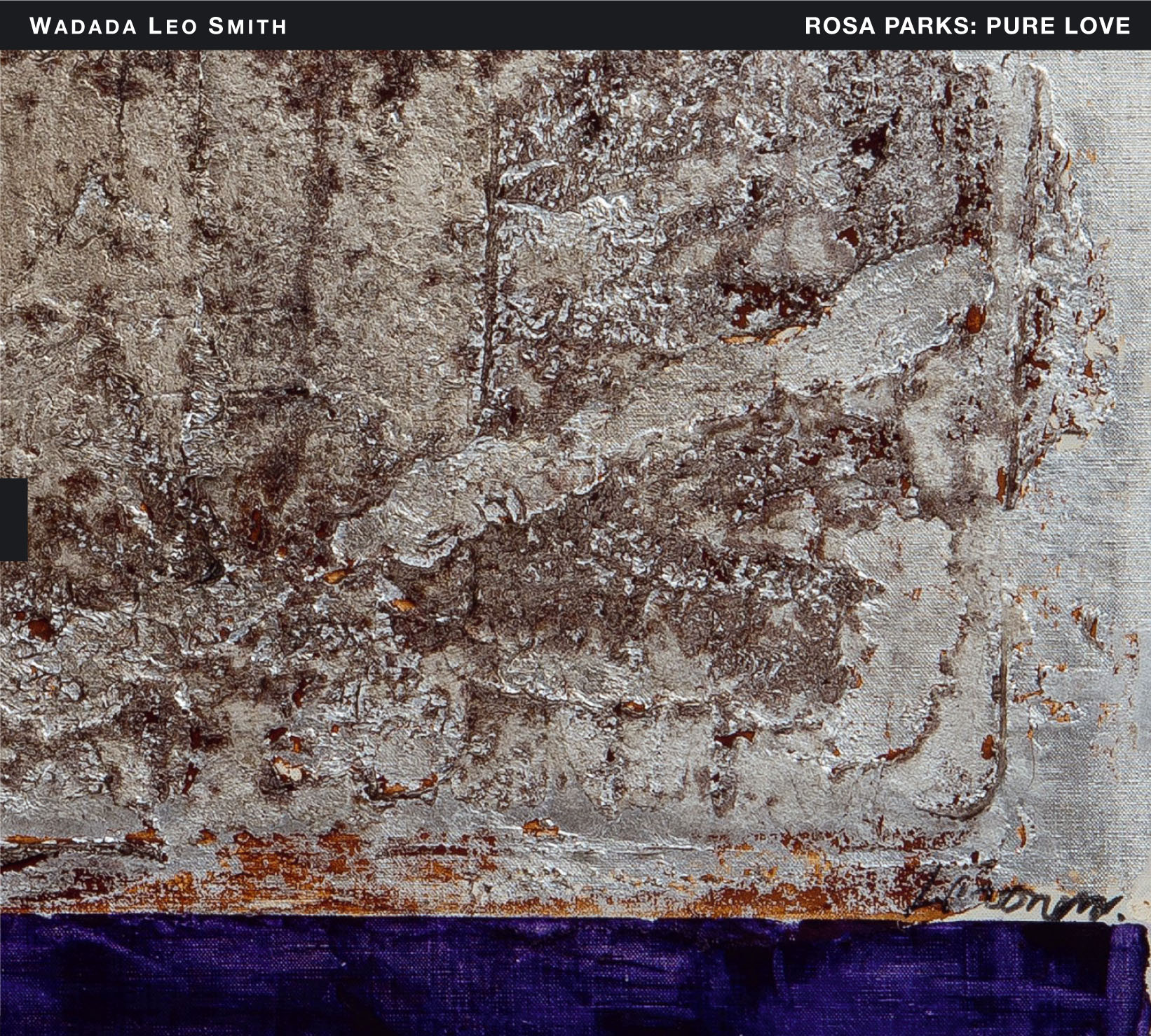 Wadada Leo Smith<br/>Rosa Parks: Pure Love. An Oratorio of Seven Songs<br/>TUM, 2019