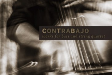 Pablo Aslan<br/>Contrabajo. Works For Bass And String Quartet,<br/>Soundbrush, 2018