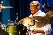 Luca Vantusso <br/> Billy Cobham al Blue Note <br/> Reportage