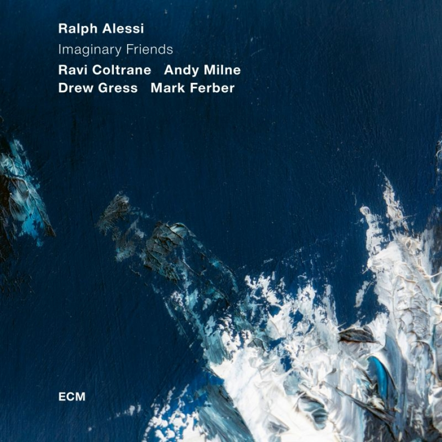 Ralph Alessi<br/>Imaginary Friends <br/> ECM, 2019