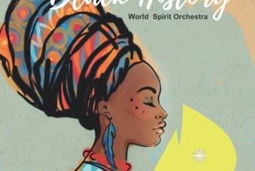 World Spirit Orchestra <br/> Black History <br/> Auto, 2019