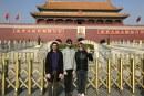 Pericopes+1<br/>Il Tour in Cina