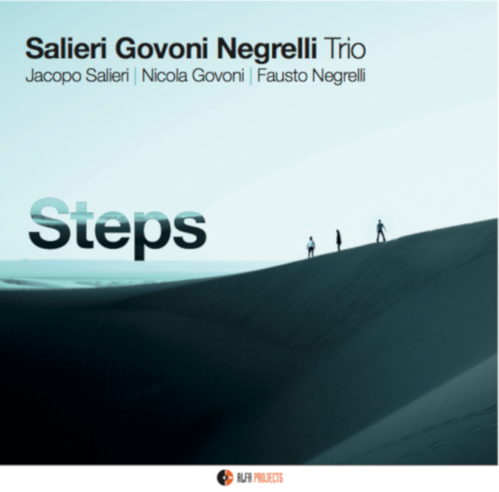 Salieri, Govoni, Negrelli<br/>Steps<br/>AlfaMusic, 2019