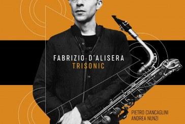 Fabrizio D'Alisera <br/> Trisonic <br/> Filibusta, 2019