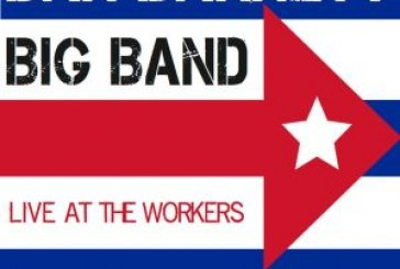 Dan Barnett Big Band <br/>Strictly Swingin' – Live at the Workers <br/>Auto, 2018