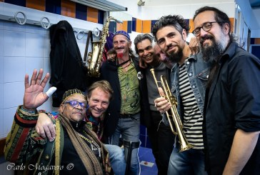 Carlo Mogavero <br/> Torino Jazz Festival <br/> Reportage