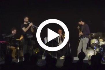 Francesco Diodati & Yellow Squeeds live alla Piazza dei Mestieri