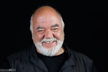 Stefano Barni <br/> Peter Erskine <br/> Portrait
