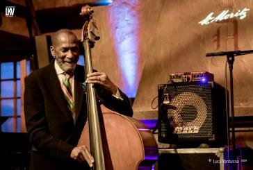 Luca Vantusso, Angela Bartolo<br/> Ron Carter al Festival Da Jazz Sankt Moritz <br/>Reportage