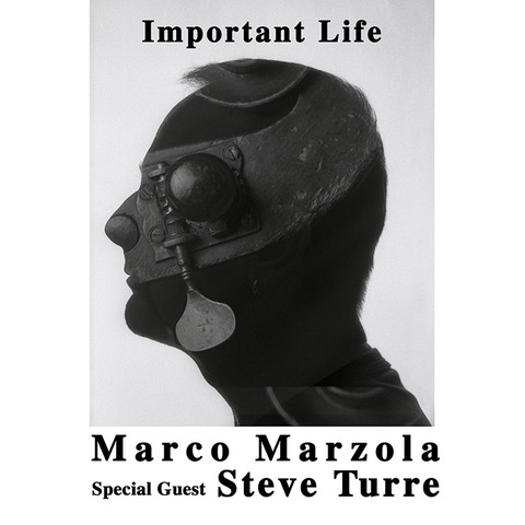 Marco Marzola feat. Steve Turre<br/>Important Life<br/>Alman Music, 2019