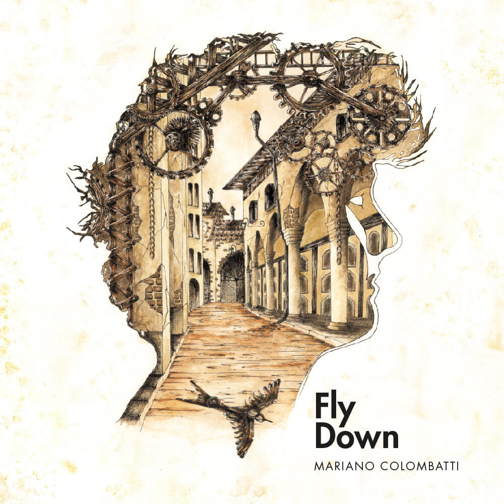 Mariano Colombatti Quartet<br/>Fly Down<br/>Emme Record Label, 2019