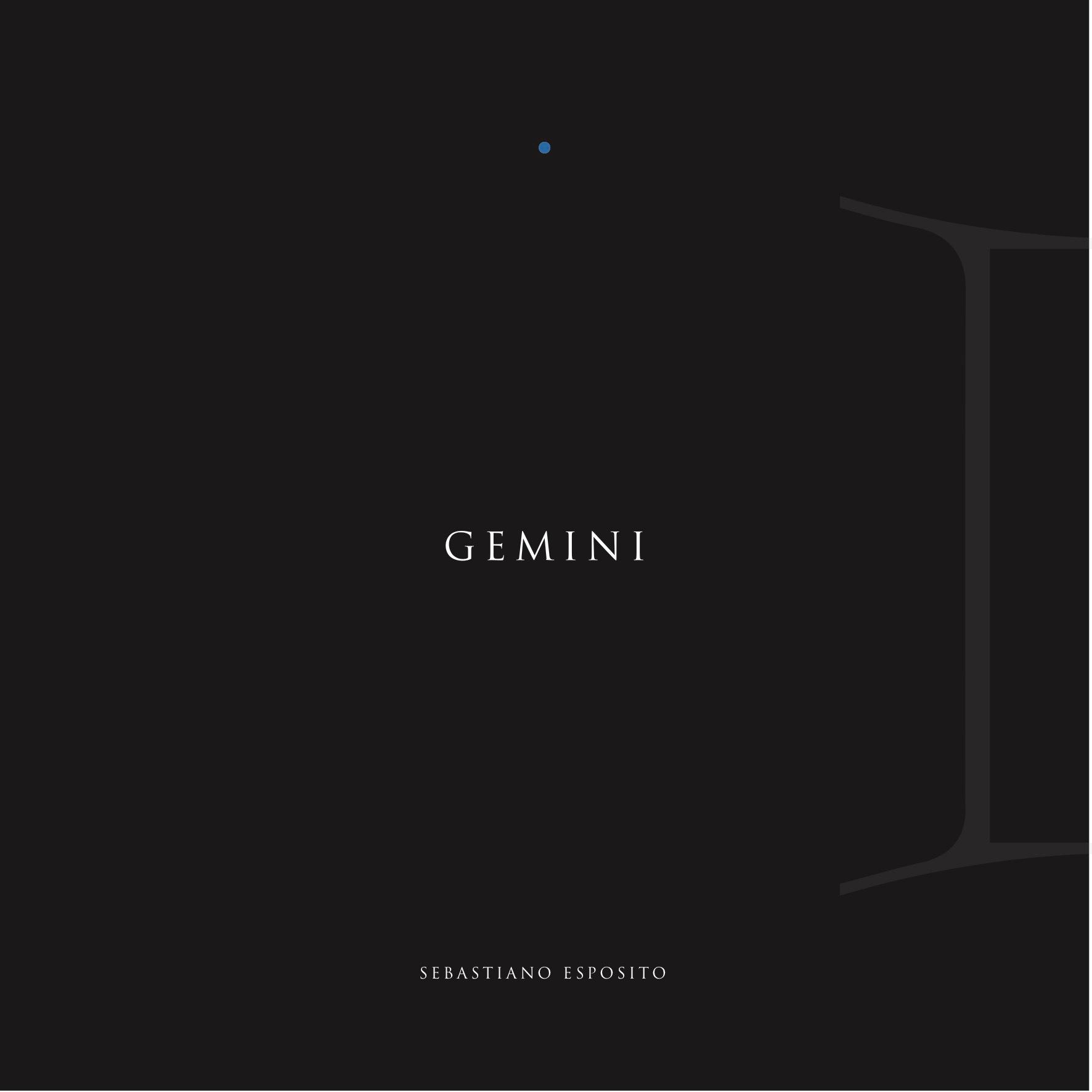 Sebastiano Esposito <br/> XXVI Gemini <br/> Blue Mama, 2019