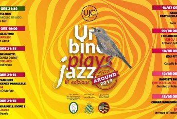 Urbino Plays Jazz Around 2019