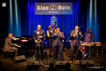 Luca Vantusso<br/>Black Art Jazz Collective al Blue Note Milano<br/>Reportage