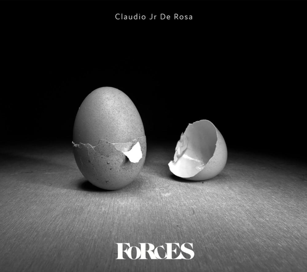 Claudio Jr De Rosa <br/> Forces <br/> Incipit, 2019