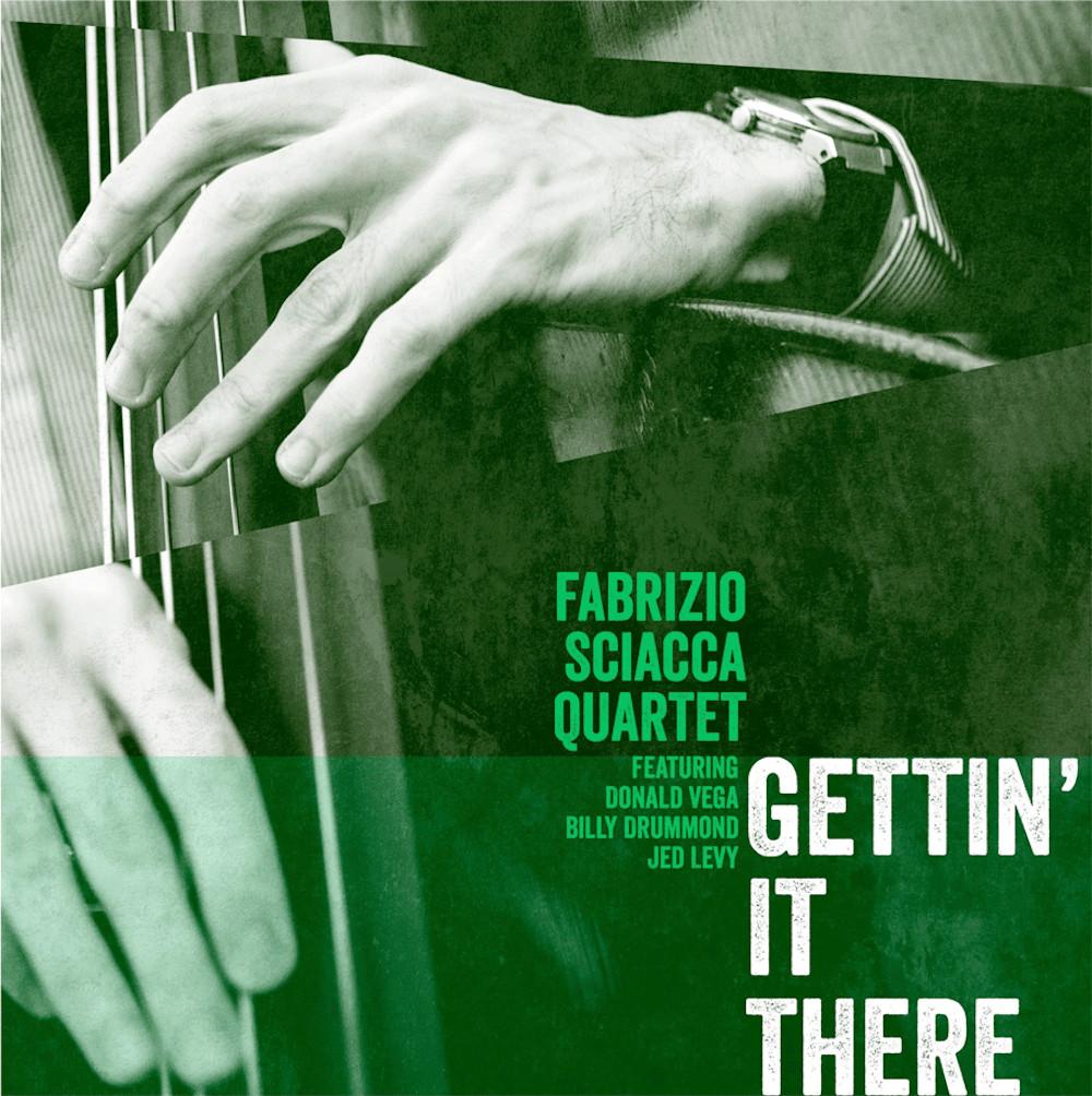 Fabrizio Sciacca<br/>Getting' It There<br/>Auto, 2019