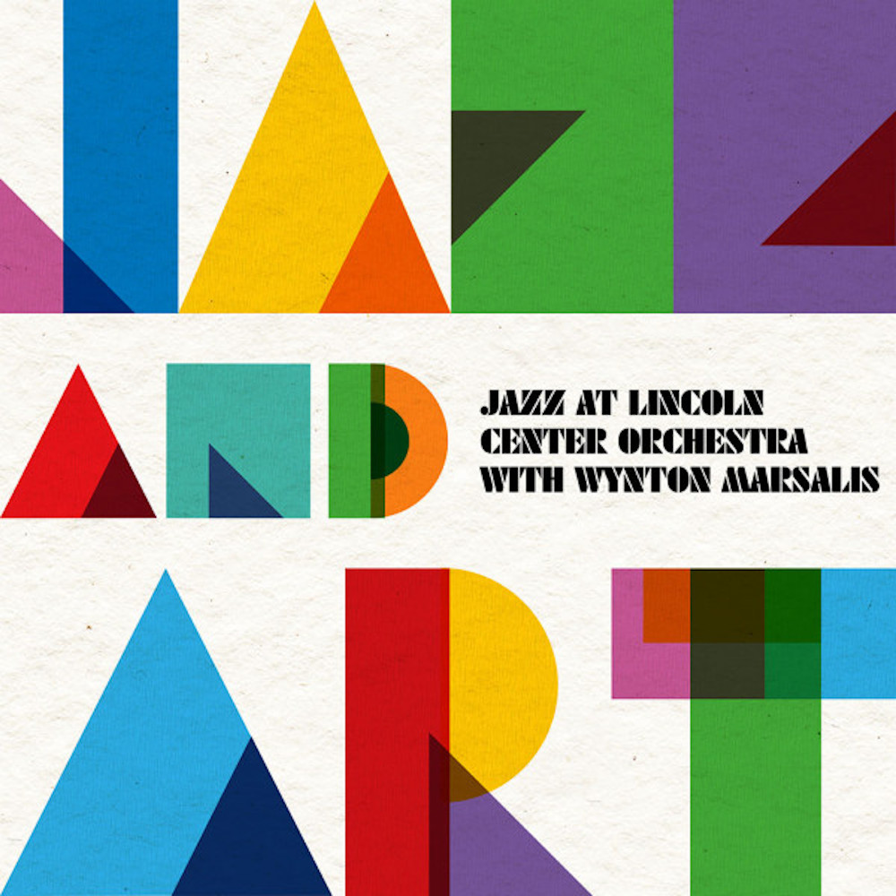 Wynton Marsalis & Jazz at the Lincoln Center Orchestra<br/>Jazz Art<br/>Blue Engine, 2019