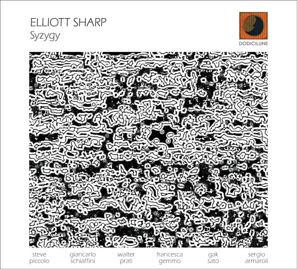 Elliott Sharp<br/>Syzygy<br/>Dodicilune, 2019