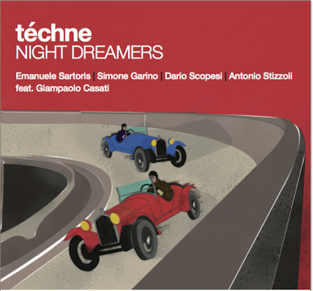 Night Dreamers<br/>téchne<br/>AlfaMusic, 2019