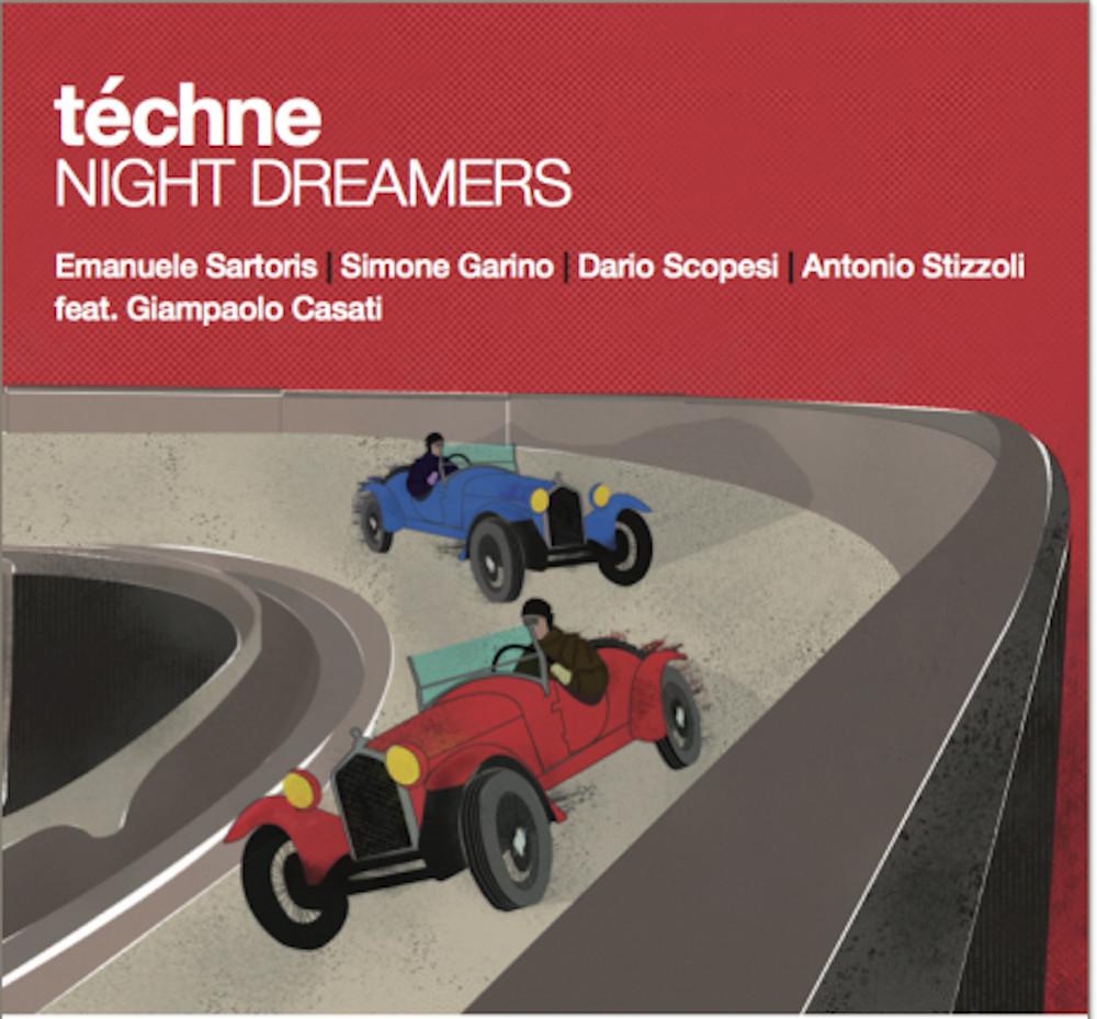 Night Dreamers<br/>téchne<br/>AlfaMusic, 2019