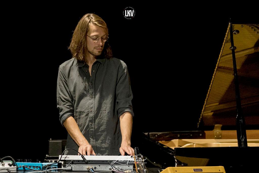 Luca Vantusso<br/>Nojakîn al Jazz Summer Meeting<br/>Reportage