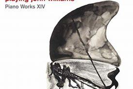 David Helbock<br/> Playing John Williams - Piano Works XIV<br/>ACT, 2019