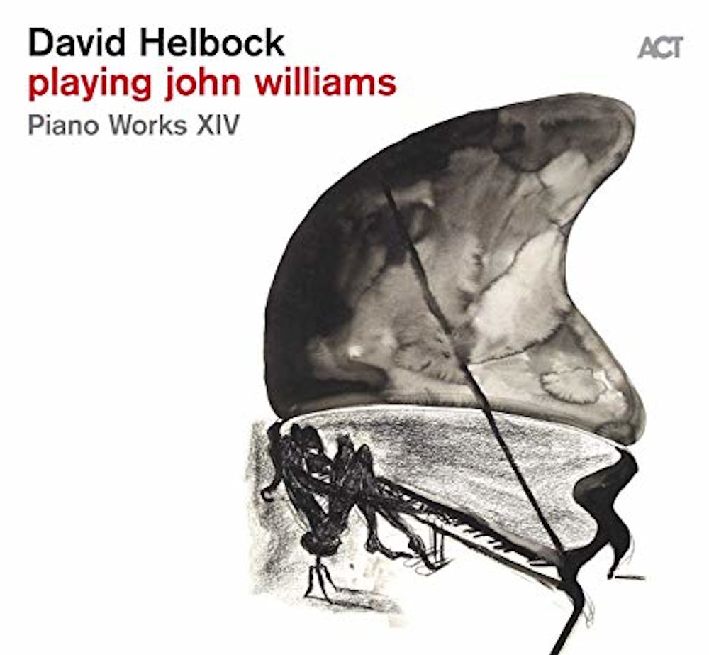 David Helbock<br/> Playing John Williams – Piano Works XIV<br/>ACT, 2019