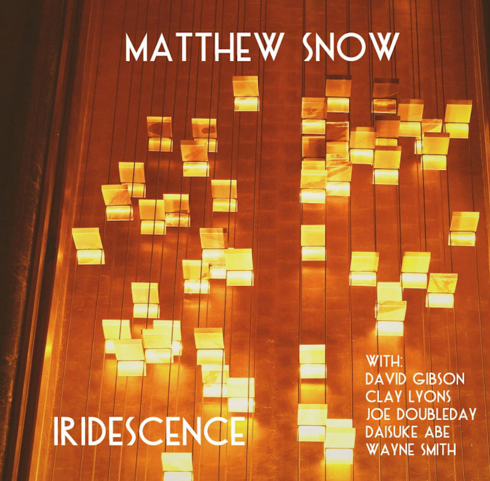 Matthew Snow<br/>Iridescence<br/>Auto, 2019