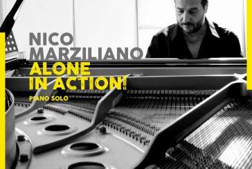 Nico Marziliano<br/>Alone in Action<br/>Farelive, 2019