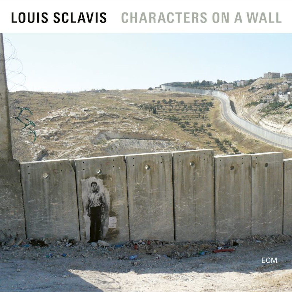 Louis Sclavis <br/>Characters on a wall<br/>ECM, 2019
