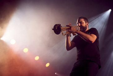 Mamo Delpero<br/>Ibrahim Maalouf al Nice Jazz Festival<br/>Reportage