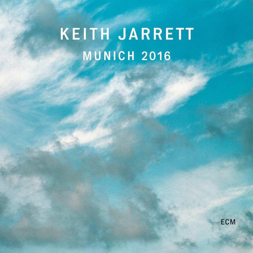"""Esce il nuovo album di Keith Jarrett: """"Munich 2016"""""""