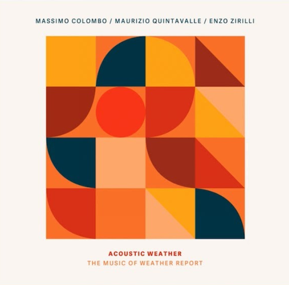 Colombo, Quintavalle, Zirilli<br/>Acoustic Weather<br/> Play & Oracle, 2019