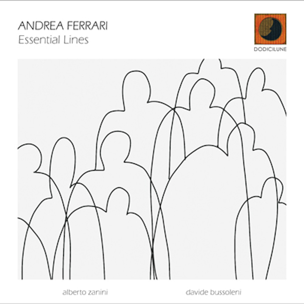 Andrea Ferrari<br/>Essential Lines<br/>Dodicilune, 2019