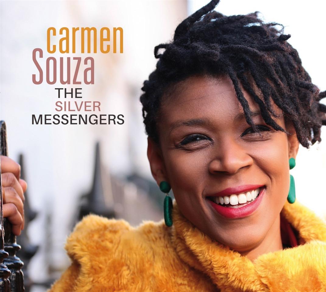 """""""The Silver Messengers"""", il nuovo album di Carmen Souza"""