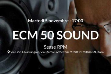 ECM 50 Sounds - Incontro con Stefano Amerio a Jazzmi