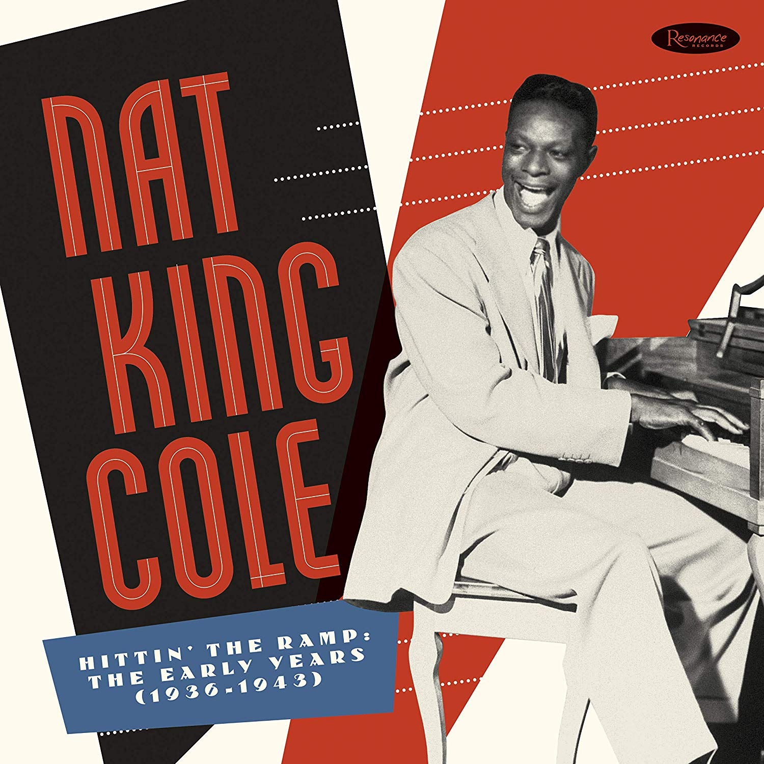 Nat King Cole – Hittin' The Ramp: The Early Years (1936-1943)