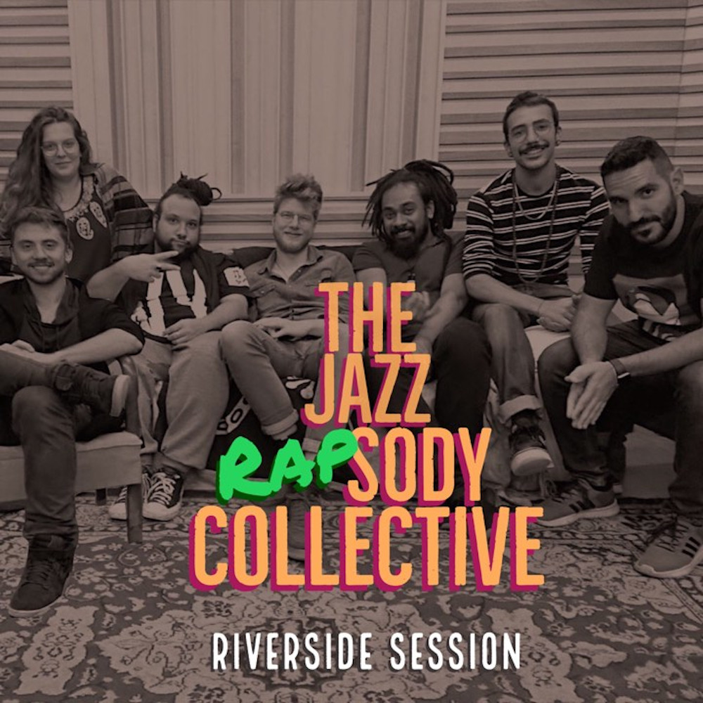 The Jazz RAPsody Collective<br/>Riverside Session<br/>Auto, 2019