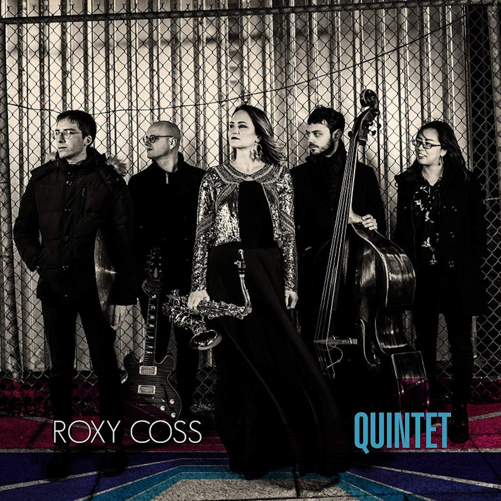 Roxy Coss<br/>Quintet<br/>Inside Out, 2019