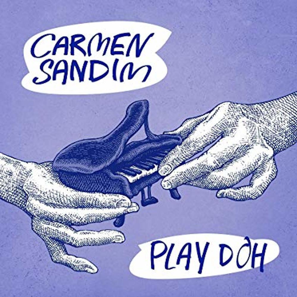 Carmen Sandim <br/>Play Doh<br/>Ropeadope, 2019