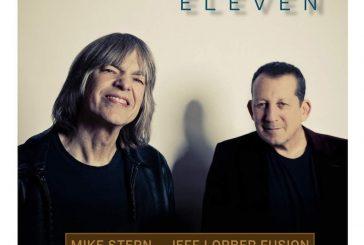 Mike Stern, Jeff Lorber Fusion<br/>Eleven<br/>Concord, 2019