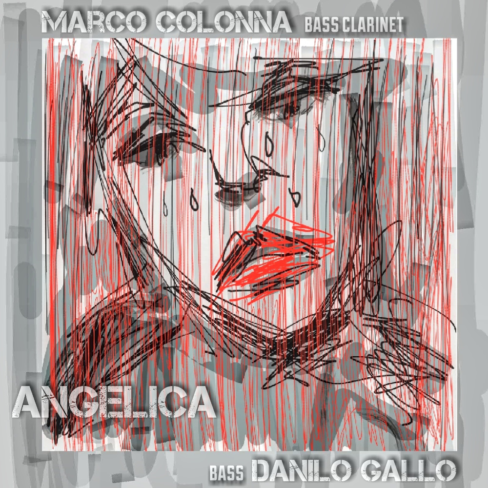 Marco Colonna, Danilo Gallo <br/>Angelica<br/>Auto, 2019