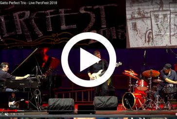 Roberto Gatto Perfect Trio<br/>Live at Perc Fest