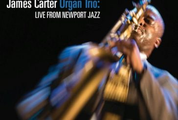 James Carter Organ Trio<br/>Live From Newport Jazz <br/>Blue Note, 2019