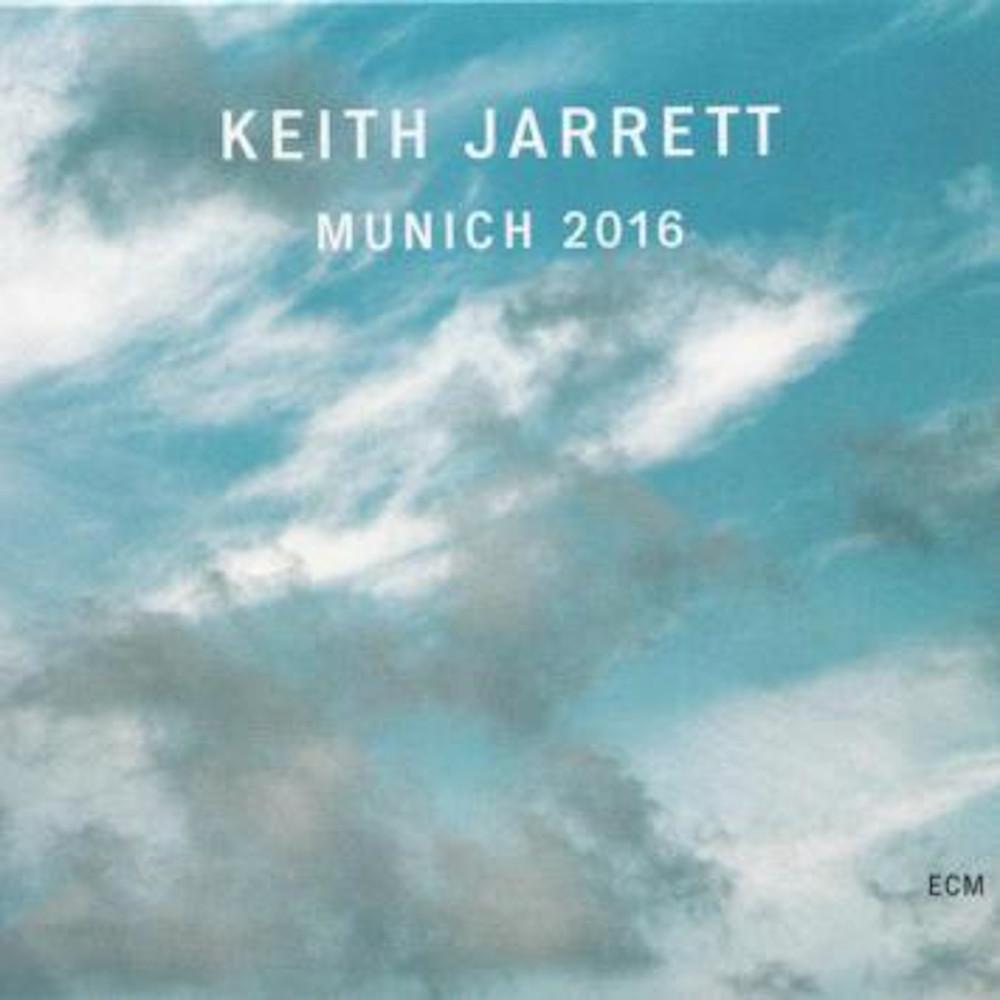 Keith Jarrett <br/>Munich 2016<br/>ECM, 2019