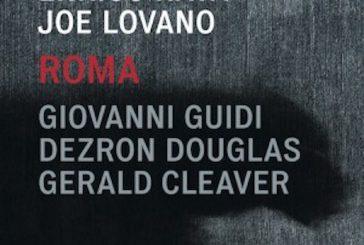Enrico Rava, Joe Lovano<br/>Roma<br/>ECM, 2019
