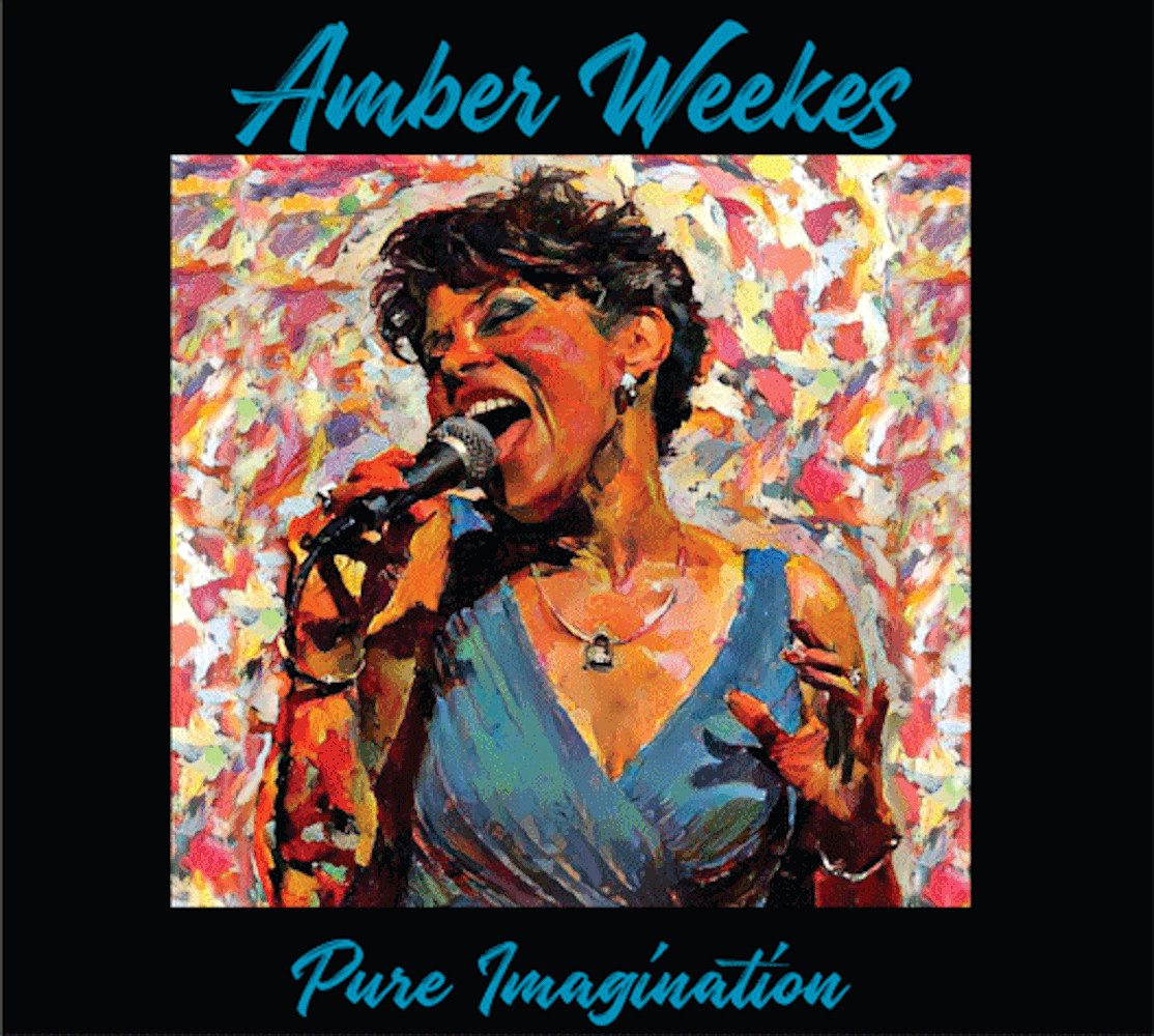 Amber Weekes <br/>Pure Imagination<br/>Auto, 2019