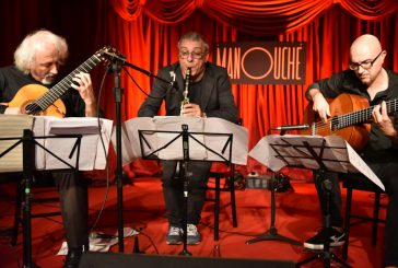Il tour brasiliano del trio Mirabassi/Di Modugno/Balducci